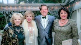 Paulette Noble, Carol Jaeger, Douglas Jencks